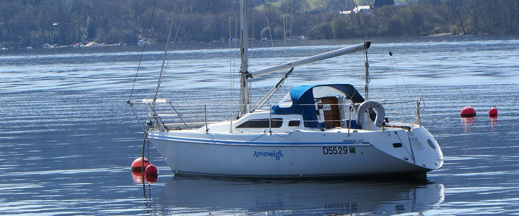 Inchmurrin Island Boat Mooring