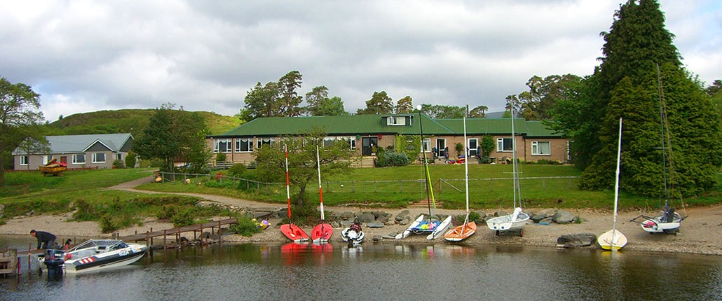 Inchmurrin Island