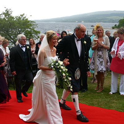 Loch Lomond Weddings