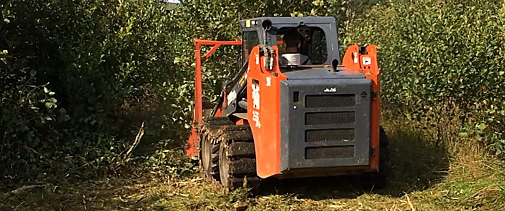 Loch Lomond Skid Steer Hire