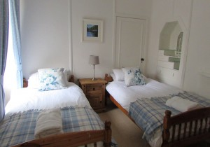 The Lodge Bedroom